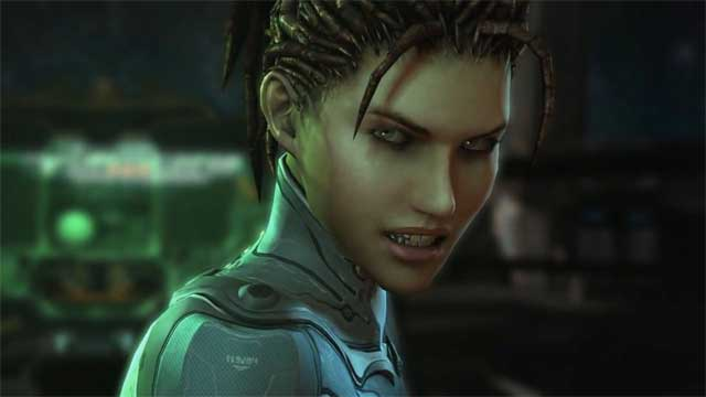StarCraft II: Heart of the Swarm - Une nouvelle cinématique