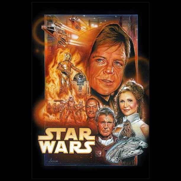 Star Wars VII - Fan Art Poster