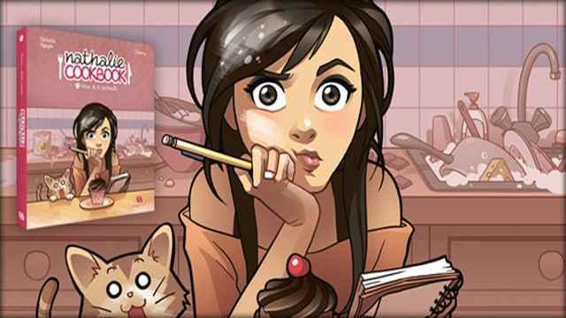 Nathalie N'Guyen - Livre de cuisine en manga par Dreamy