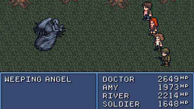 Doctor Who 16-Bit RPG