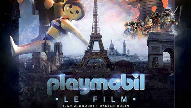 Le film Playmobil