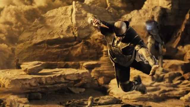 Les Chroniques de Riddick 3 : Dead Man Stalking - Le premier teaser