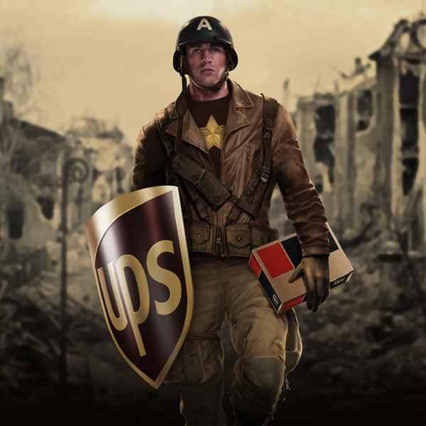 Des sponsors pour les supers héros de Roberto Vergati