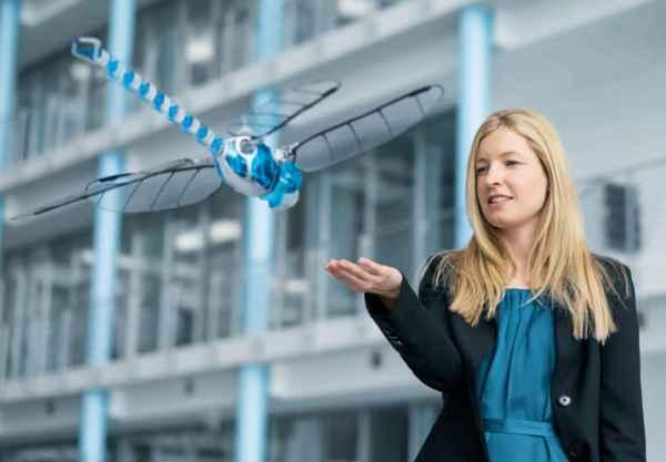 BionicOpter - Le Drone Libellule