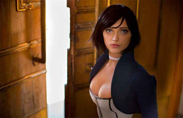 Bioshock Infinite - Un magnifique cosplay d'Elizabeth