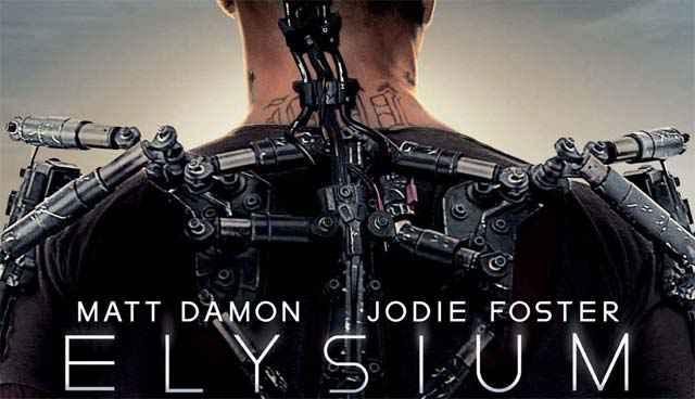 Elysium - Un teaser et une affiche du film
