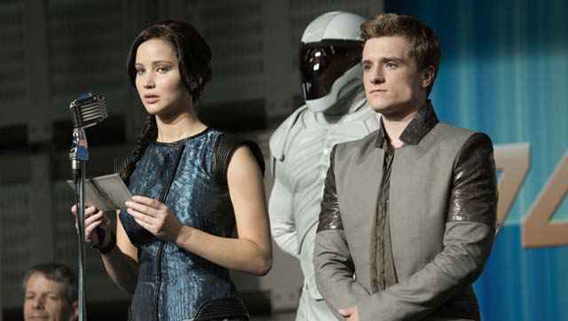Hunger Games : La Révolte 1ère Partie - Un teaser de la bande annonce