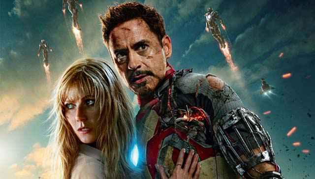 2 nouveaux spots Tv pour Iron Man 3