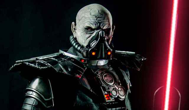 SWTOR - Un incroyable cosplay de Darth Malgus