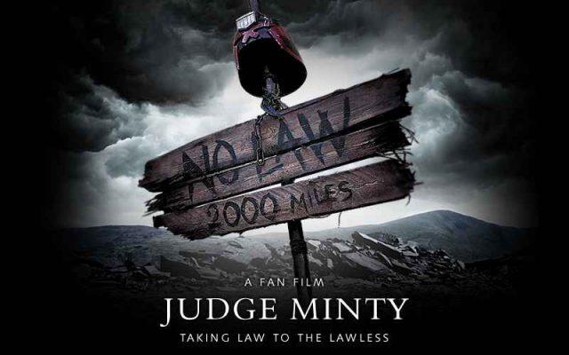 Judge Minty - Un incroyable fan movie sur l'univers de Judge Dredd