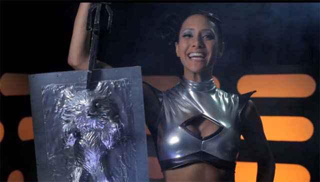 Dip it in carbonite - Des publicités à la sauce Star Wars avec Grant Himahara