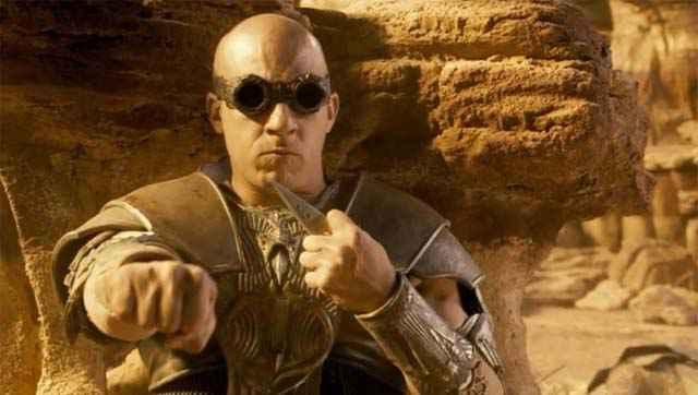 Riddick 2013 - Une nouvelle bande annonce version longue