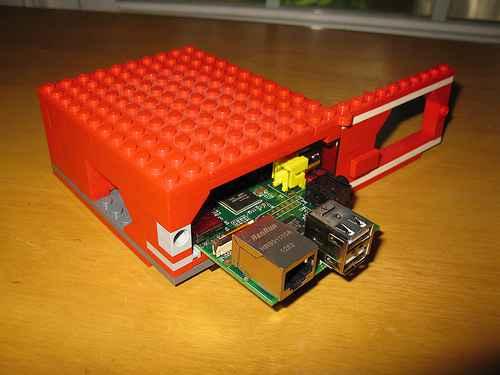LEGOberry - Un boitier en LEGO pour votre mini PC