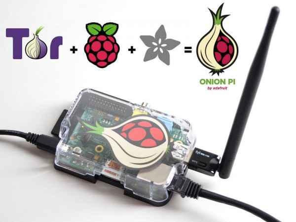 Onion Pi - Transformer un Raspberry Pi en Proxy Tor