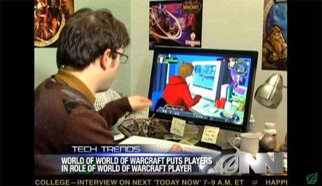 World Of World Of Warcraft - Un simulateur de joueur de WOW