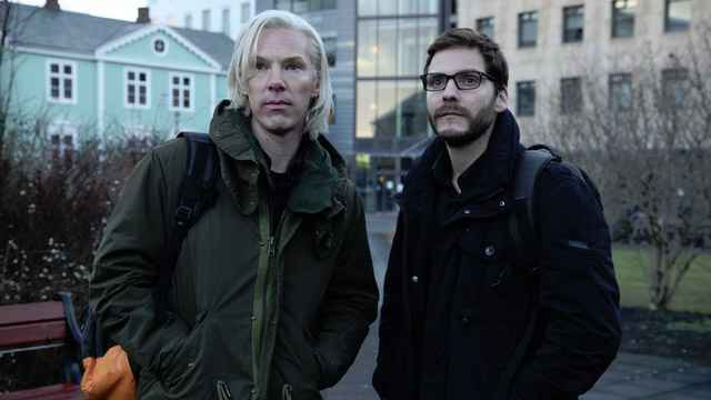 The Fith Estate : Wikileaks au cinéma