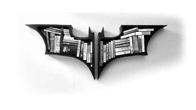 Batman à la fac au Canada