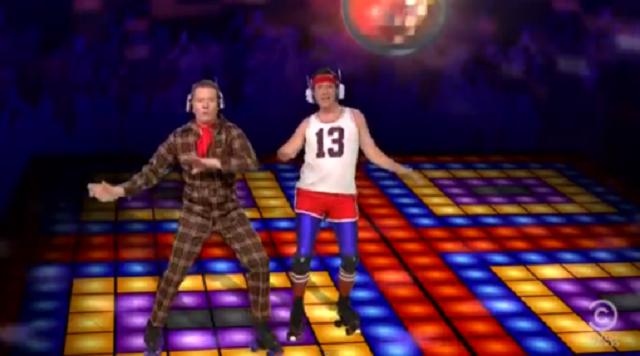 Parodie extraordinnaire de Daft Punk (Get Lucky) sur Comedy Central