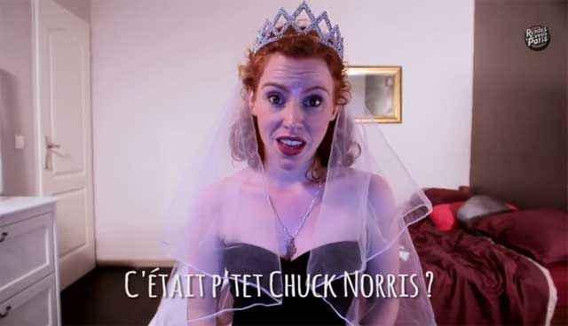 Journal d'une looseuse : C'était p'têt Chuck Norris ?