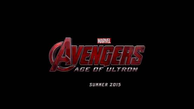 The Avengers 2: Age of Ultron - Le premier teaser HD