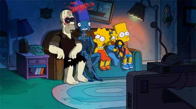 Le générique des Simpsons spécial Halloween signé Guillermo del Toro