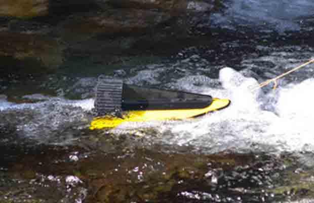 Insolite : un chargeur hydroélectrique pour iPhone avec des