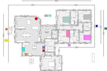 plan de masse maison gratuit beautiful plan de maison une. Black Bedroom Furniture Sets. Home Design Ideas