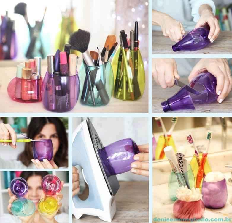 bouteilles-platiques-pots-a-crayons