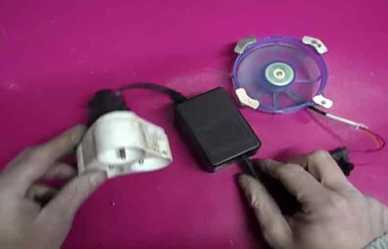 Tuto comment g n rer de l 39 lectricit gratuitement avec des pi ces d 3 - Comment produire son electricite ...