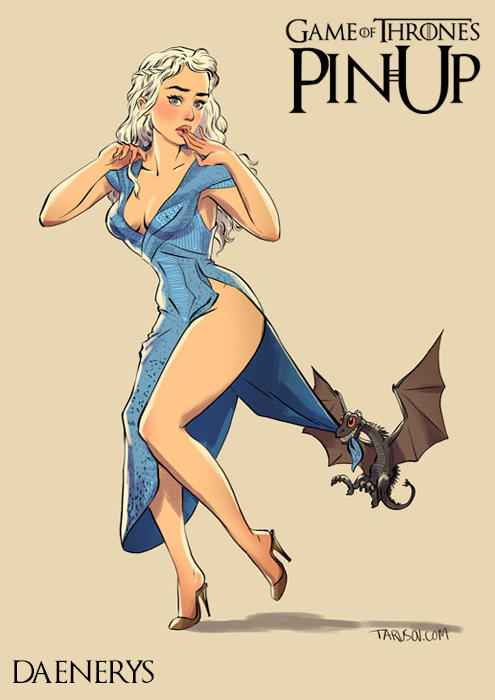 Game-Of-Thrones-Pin-Up-Andrew-Tarusov-013