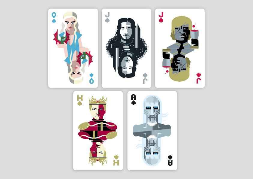 got cards
