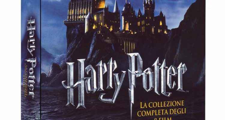bon plan coffret blu ray int gral harry potter 19 95 neozone. Black Bedroom Furniture Sets. Home Design Ideas
