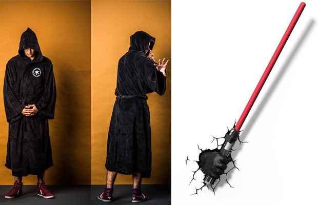Jeu Concours Un Peignoir Star Wars Et Une Applique Murale Lumineuse