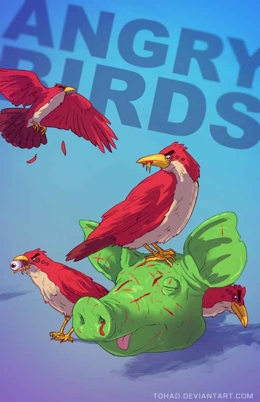 angrybirds_by_tohad
