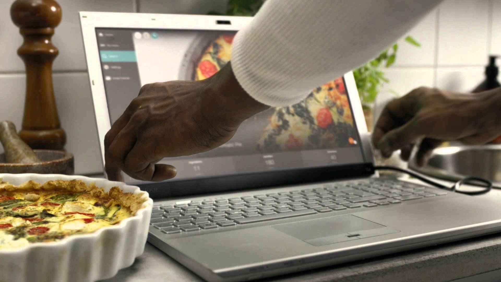 Airbar la barre usb qui rend votre cran tactile neozone for Visiere ecran ordinateur