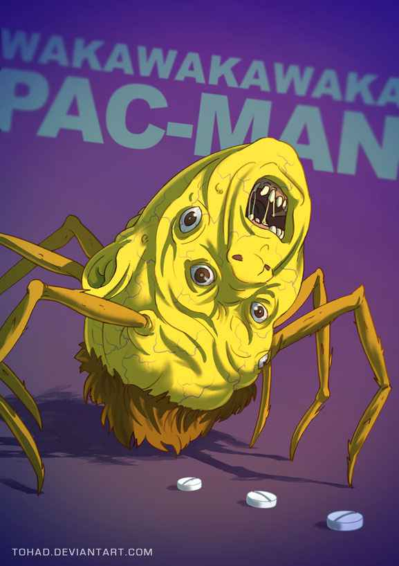 pacman_by_tohad