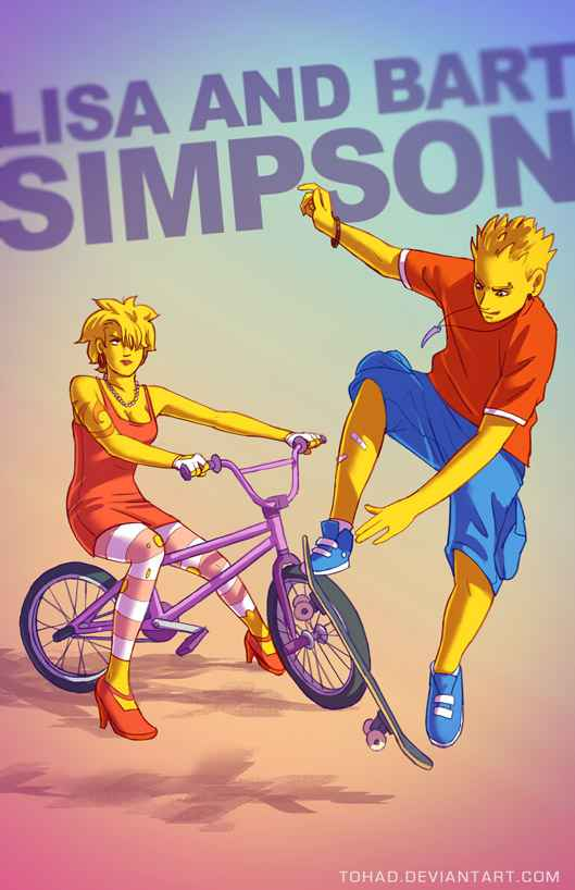 simpsons_by_tohad