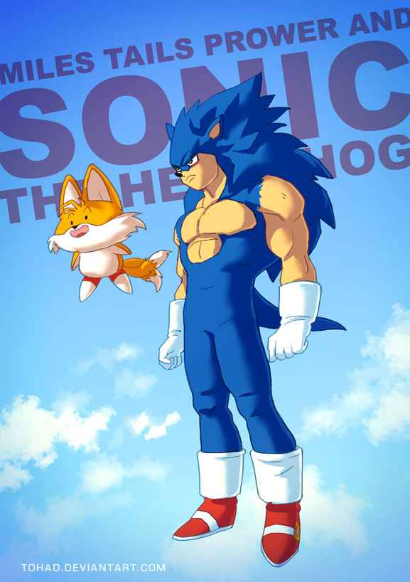 sonic_by_tohad