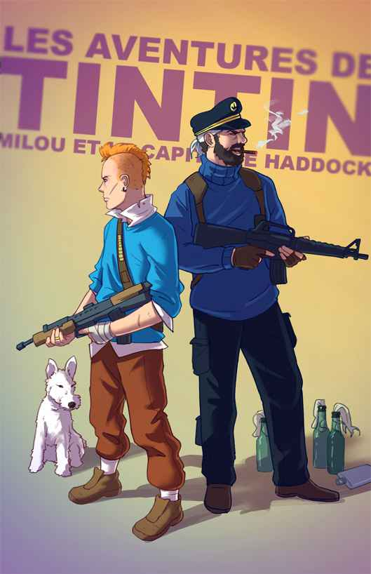 tintin_by_tohad