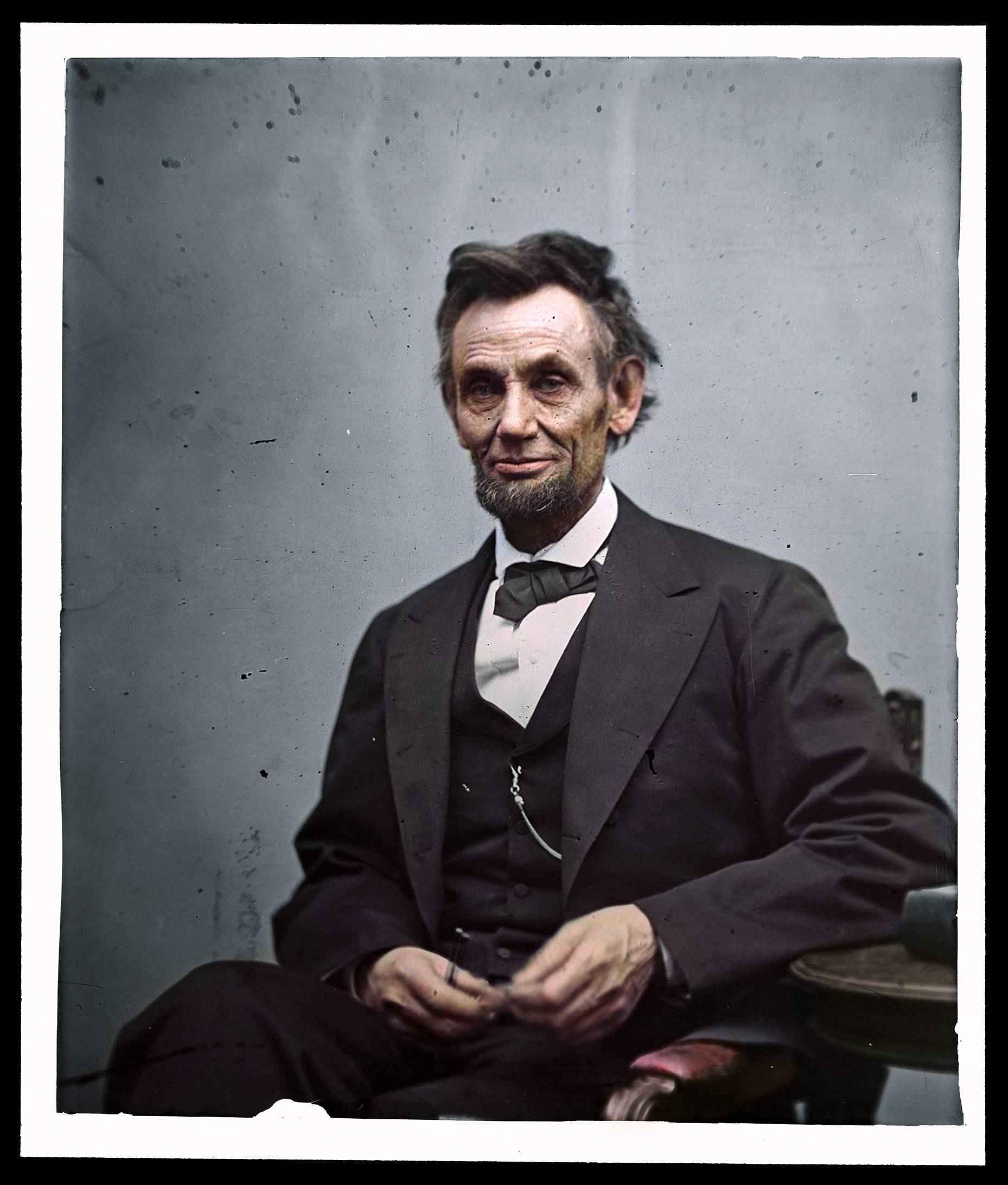 1865 - Abraham Lincoln
