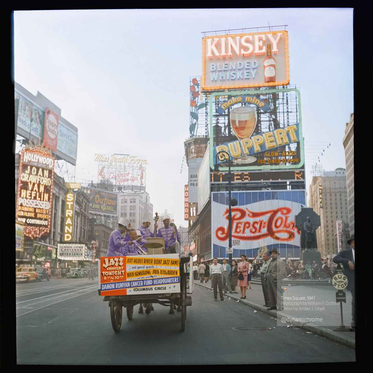1947 - Time Square (New York)