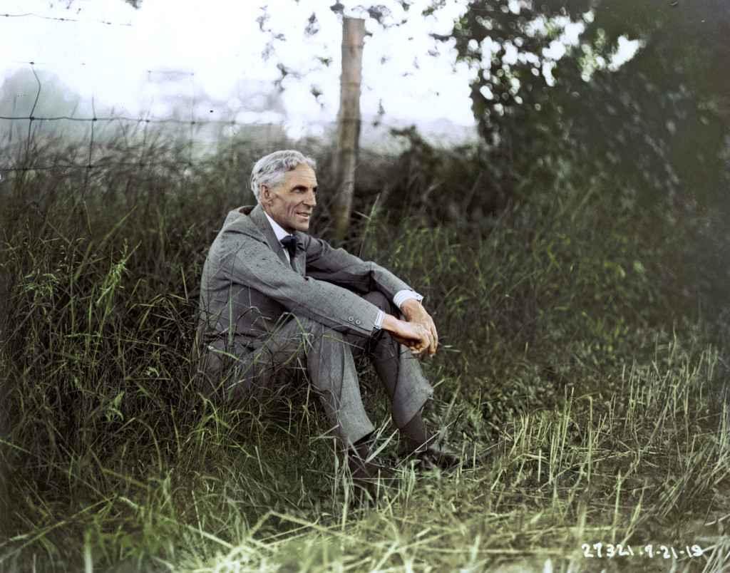 """1919 - Henry Ford (Créateur de la """"chaîne"""" et de la Ford T)"""