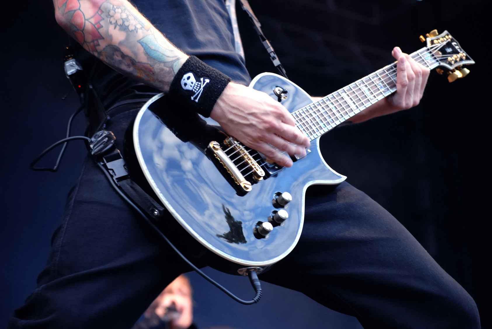 Photo de Sounds like … Retrouvez le son exact des groupes de rock