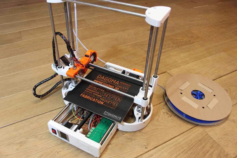 test - imprimante 3d : dagoma discovery 200 | neozone