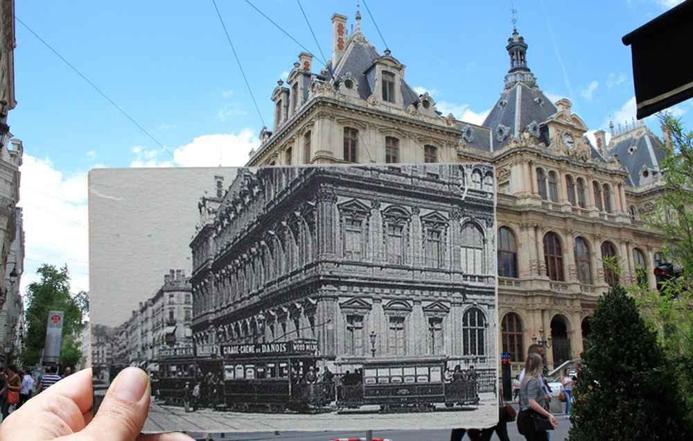 Fenetre -temporelle-Lyon-Palais-de-la-Bourse