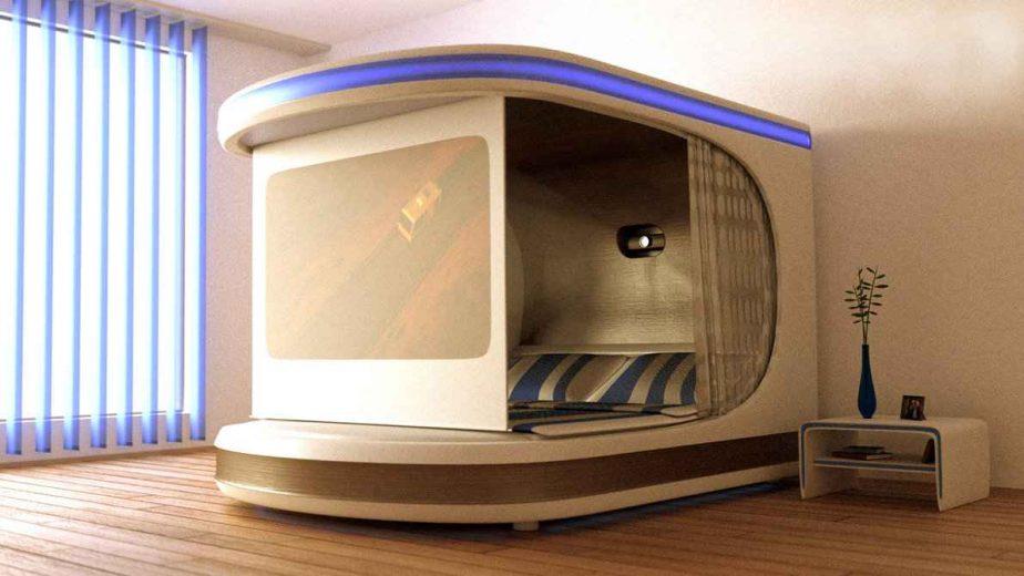 lit home cinéma Inyx