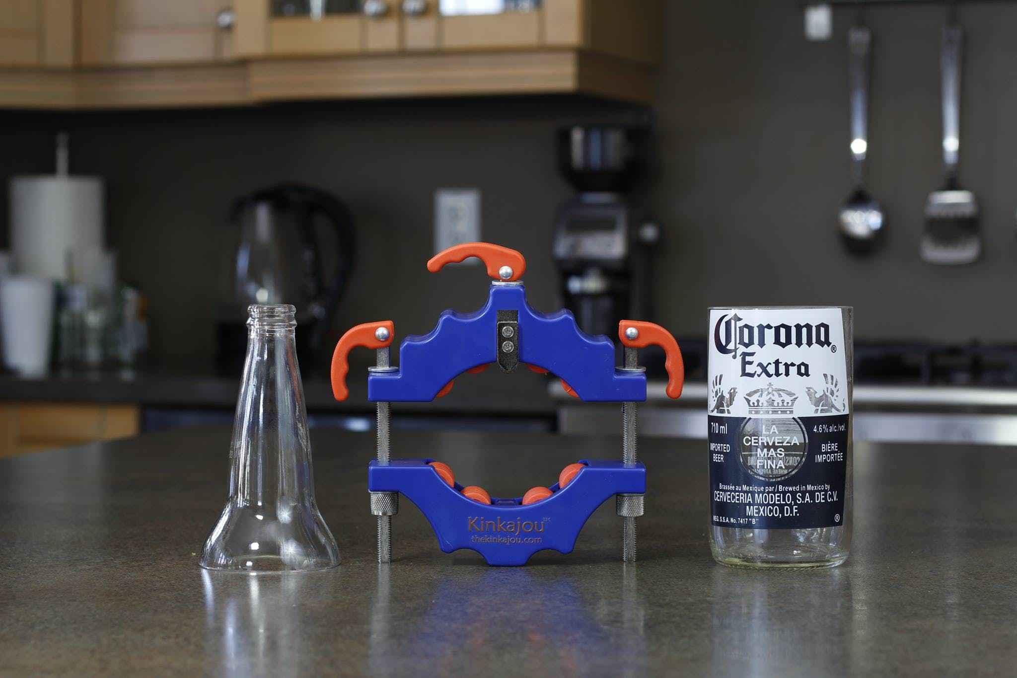 En Les Kit Transformer Bottle Pour Bouteilles Kinkajou CutterLe DIeWEHY29