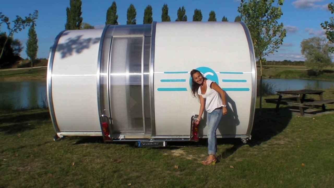 beauer 3x la caravane qui triple son volume en moins de 30 secondes neozone. Black Bedroom Furniture Sets. Home Design Ideas