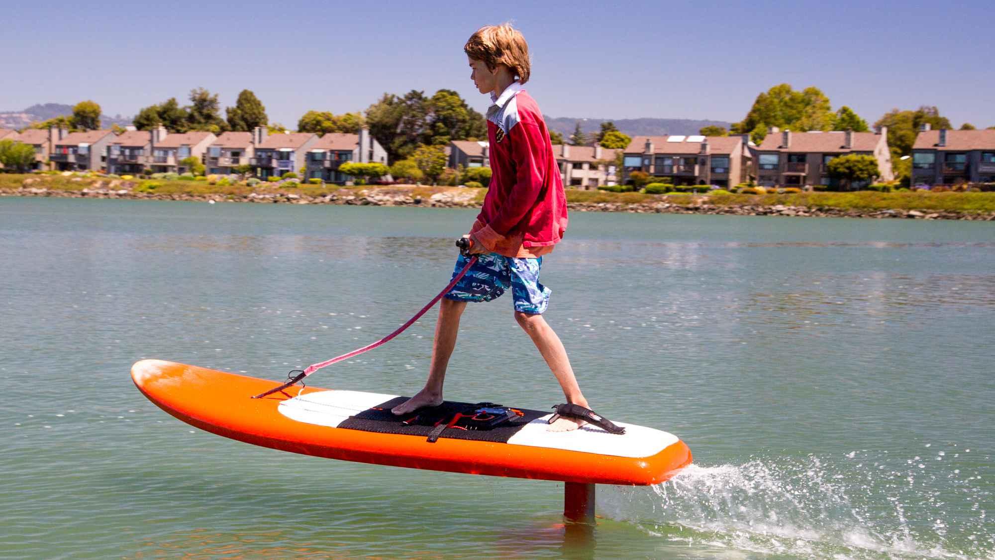 Surf électrique prix