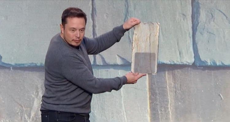 Tesla Solar Roof Les Tuiles Solaires Par Elon Musk Neozone
